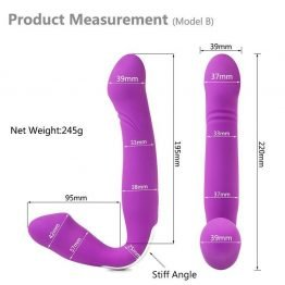 Large Silicone Realistic Dildo Free Shipping SQ-D10-1