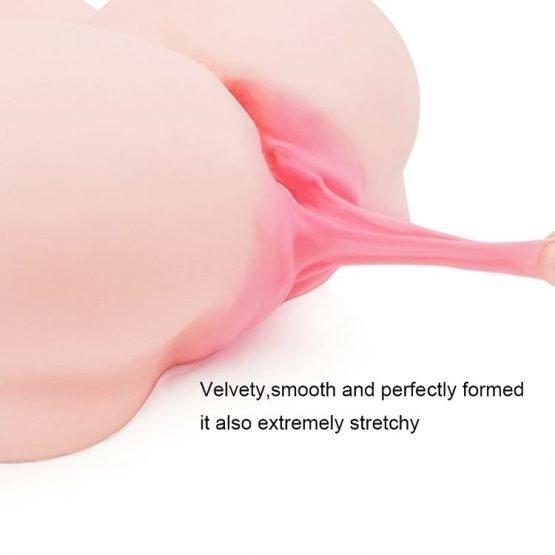 Silicone Realistic Vagina Masturbation Toys Free Shipping SQ-E30-1