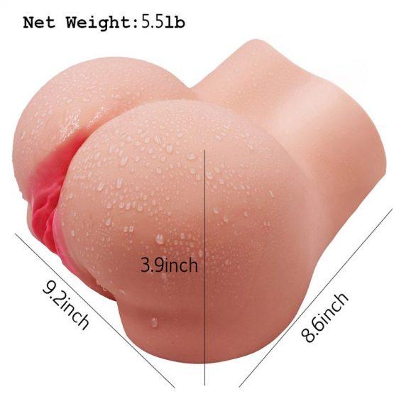 Smtaste 3D Realistic Vagina Masturbation Sex Dolls Free Shipping SQ-E31-1