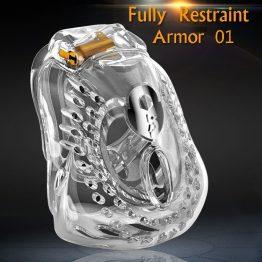 Fully Restraint Armor 01