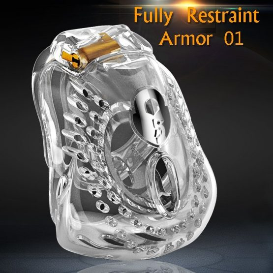 Fully Restraint Armor 01