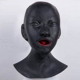 Latex Mask 3D Free shipping SQ15670