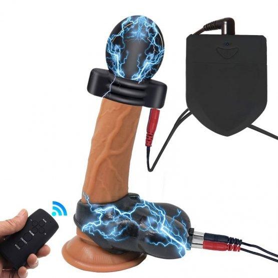 Electric Shock Penis Testicle